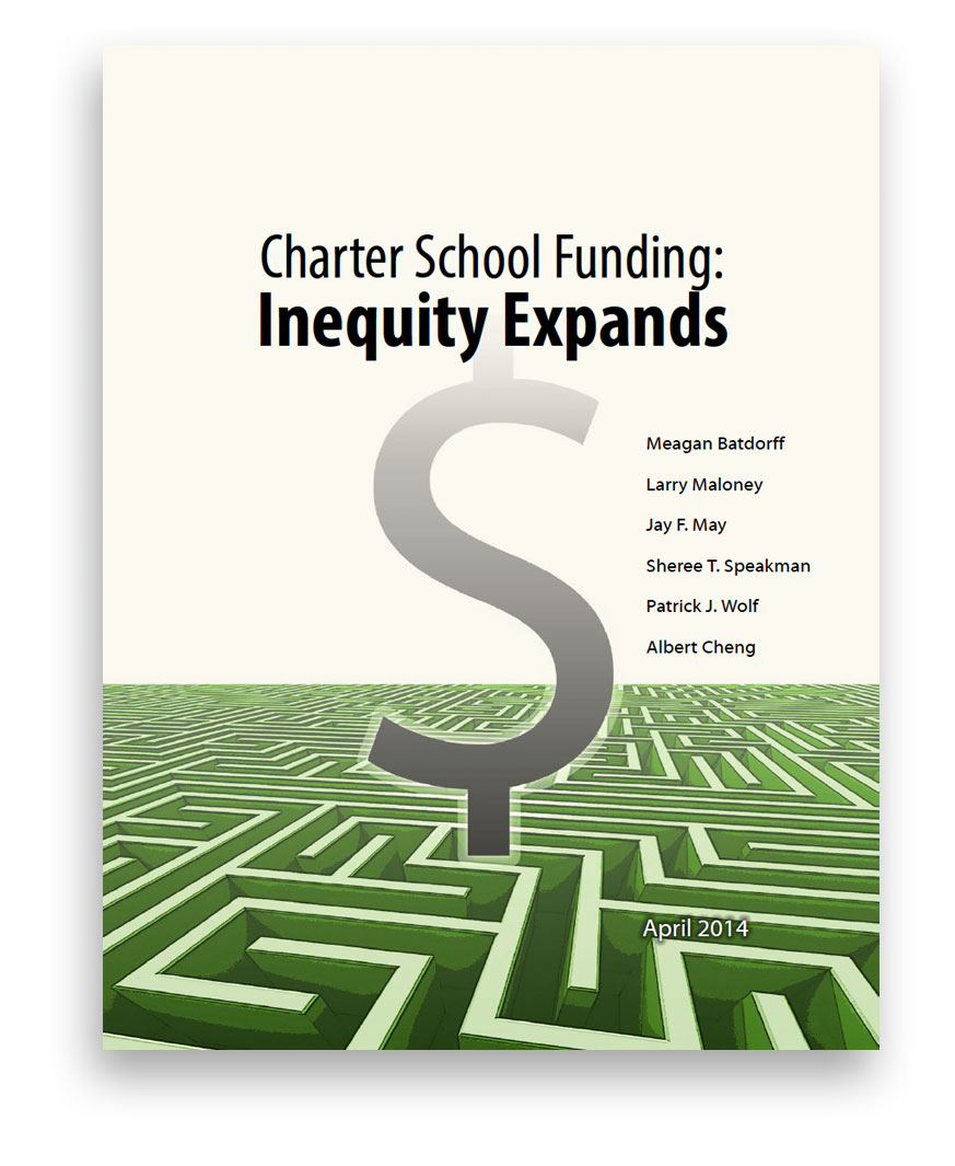Charter School Funding: Inequity Expands